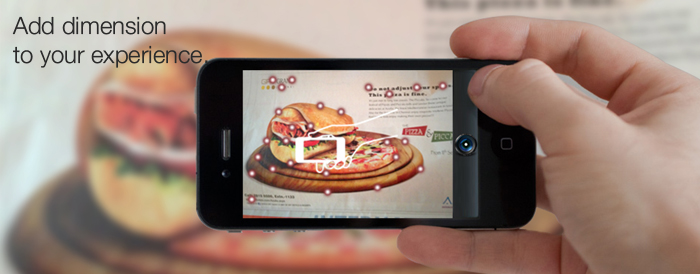 Augmented reality application development services
