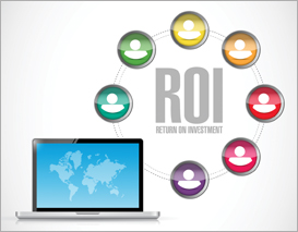 M-commerce retail industry -roi