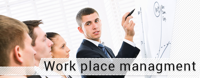 Integrated WorkPlace Management Solution